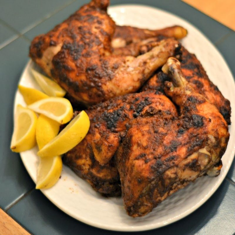 Israeli bbq chicken tasty on the grill or in the oven and made with cool from fast food to fresh food israeli bbq chicken forumfinder Image collections
