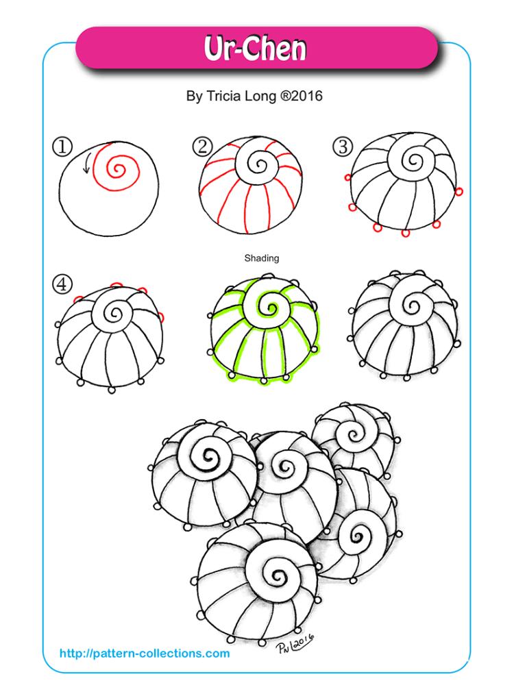 New Patterns Zentangles Pinterest Zentangle Muster Zentangle