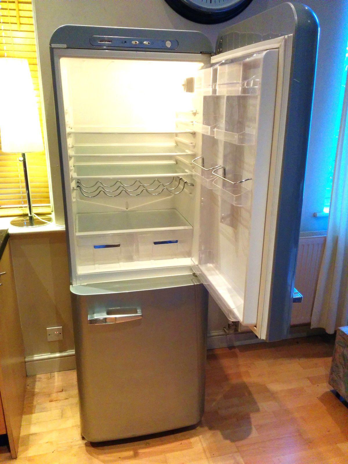 Uncategorized Ebay Appliances Kitchen smeg fab32 retro fridge freezer 8017709172961 ebay products freezers appliances