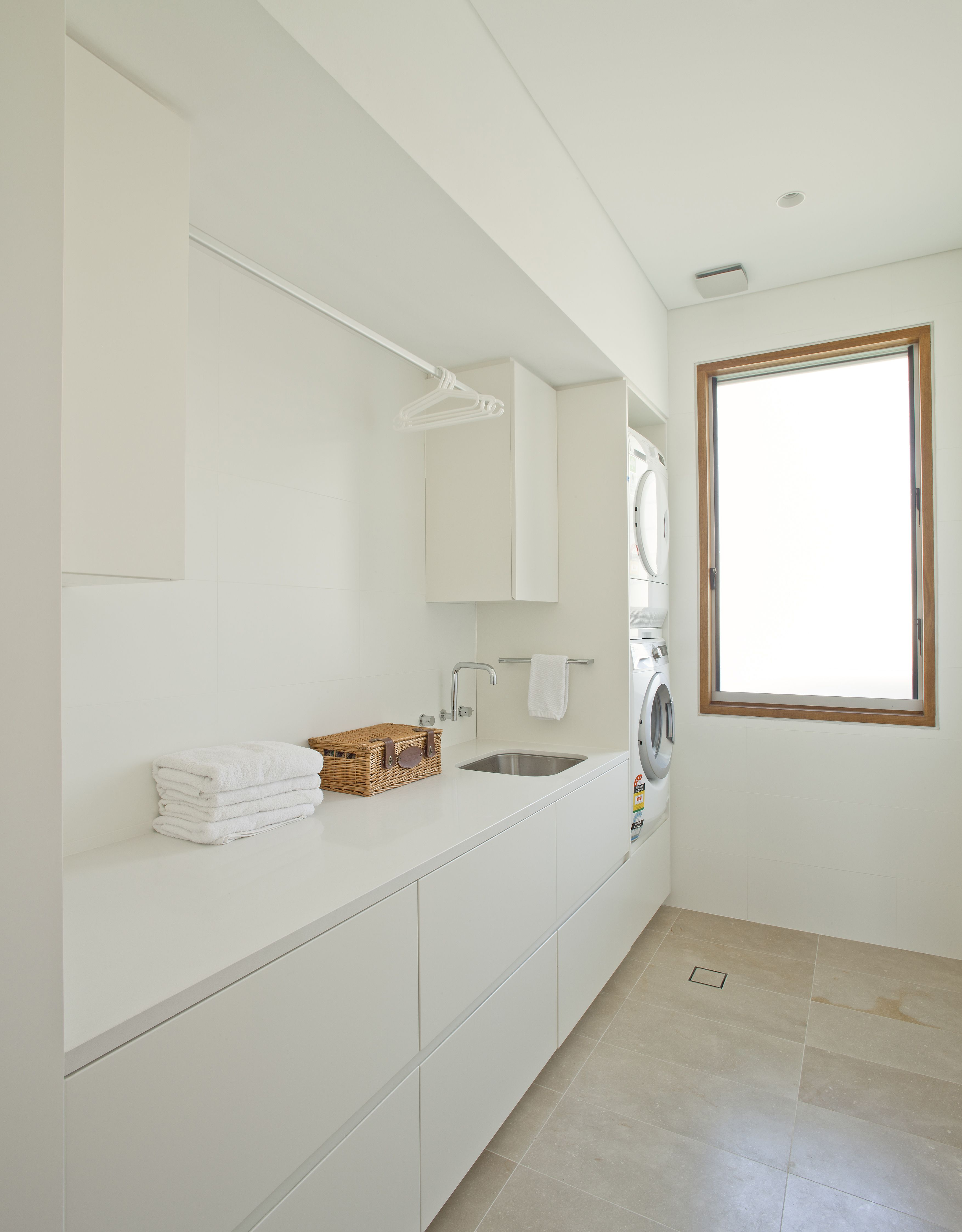 Transform your laundry into a beautiful multi-purpose hub ...