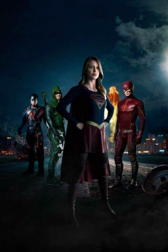 Cuando sale la 4 temporada de flash en netflix
