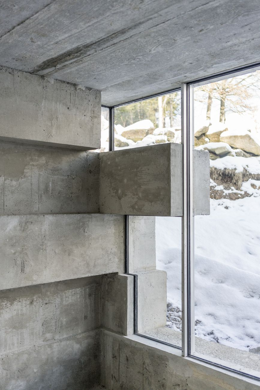 Peter Haimerl . Haus am Schedlberg (9) | 03.33 ARCHITECTURAL ...