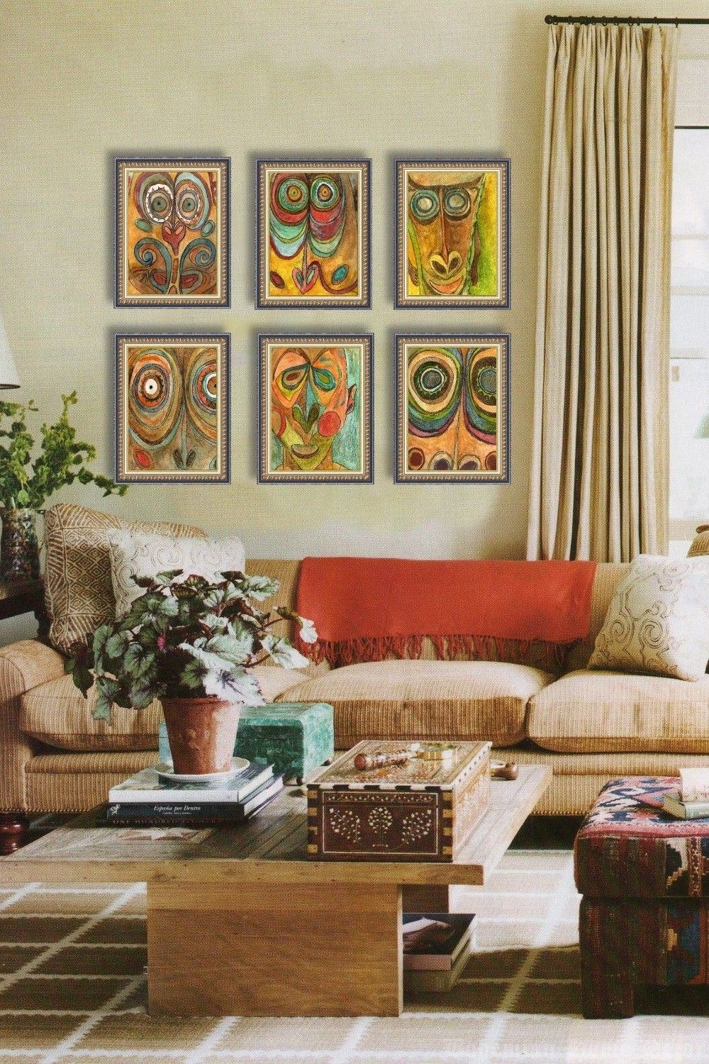 Bohemian Home Decor And The Chuck Norris Effect