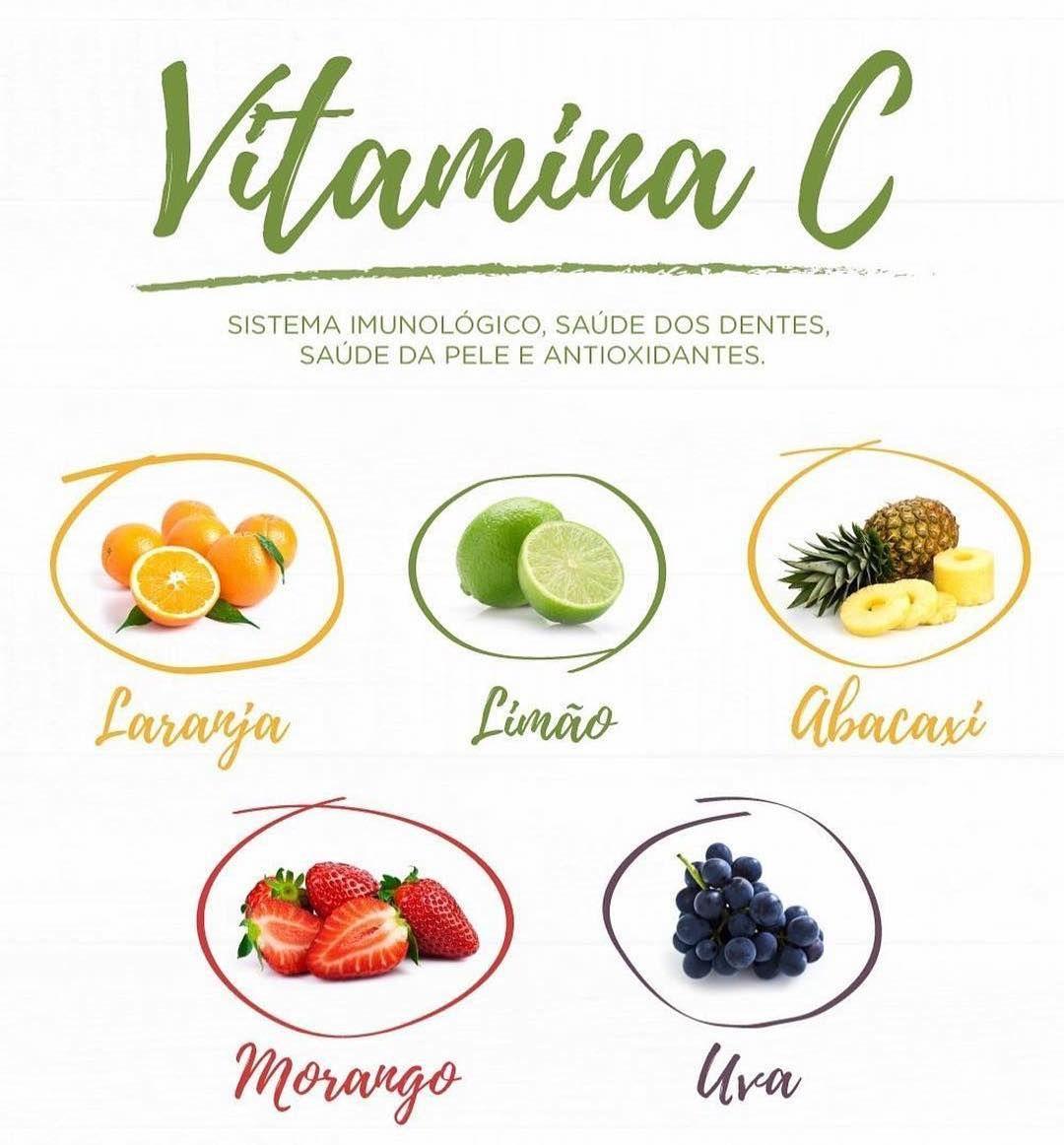 Imagem De Cuidados Por Amanda Vitamina C Vitamina Imagens De