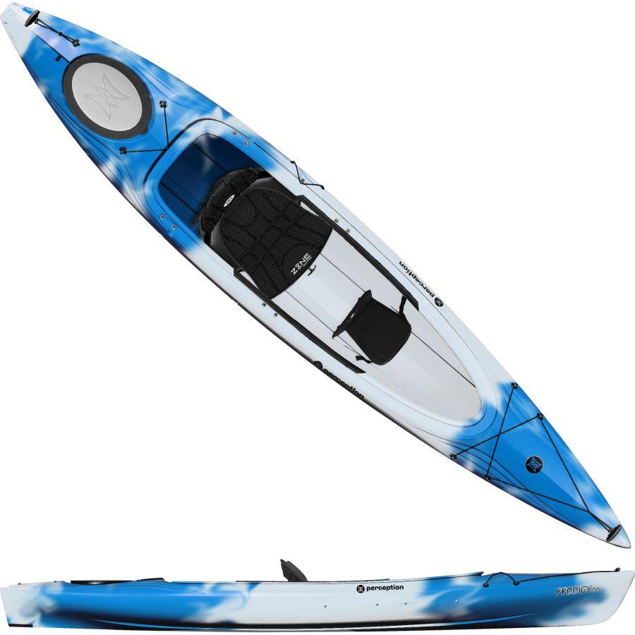 Perception Prodigy 13.5 Recreational Kayak Only 679