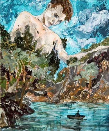 Hernan Bas Paintings | HERNAN BAS , originally uploaded by adranomarzio .