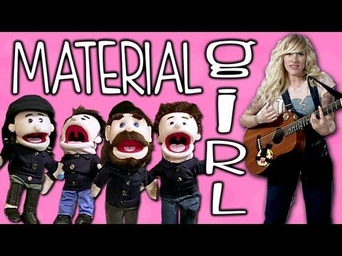 Material Girl Madonna Cover By Walk Off The Earth 2013