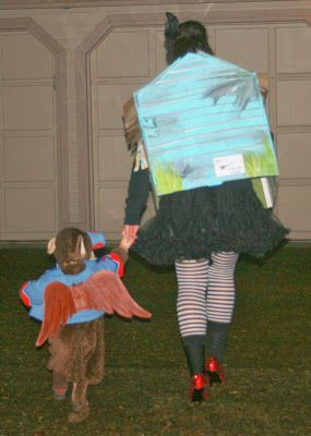 Mother u0026 Son Halloween Costume. Wizard of Oz Wicked Witch and Flying monkey & Mother u0026 Son Halloween Costume. Wizard of Oz Wicked Witch and Flying ...