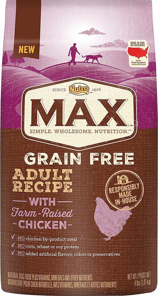 Petco Free Nutro Brand Dog Food 5 Lb Bag Freebies Deals