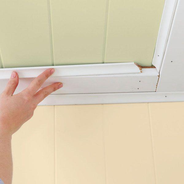 Ceiling Trim Lowes: Decorative Kitchen Ceiling