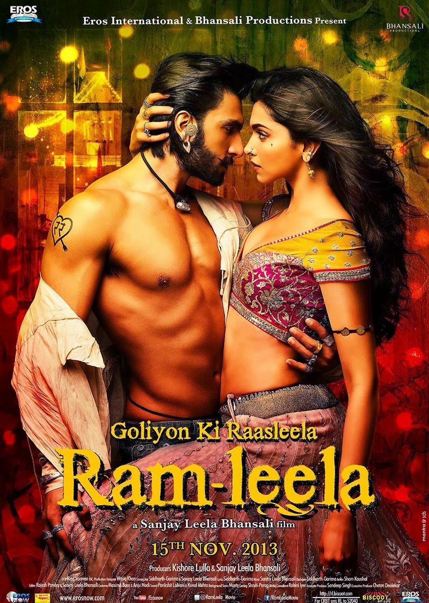 Ram-Leela Hindi Movie  Films Indiens, Film, Genres Musicaux-4744