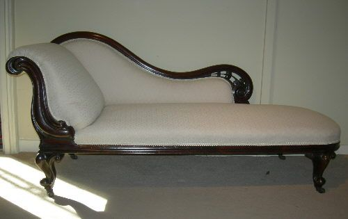 Victorian Chaise Longue. Yes, that's how it's spelled. | All things on victorian chaise furniture, victorian folding chair, victorian country, victorian office chair, victorian loveseat, victorian nursing chair, victorian wheelchair, victorian chest, victorian mother's day, victorian sideboard, victorian urns, victorian era chaise, victorian rocking chair, victorian credenza, victorian club chair, victorian tables, victorian chaise lounge, victorian couch, victorian candles, victorian recliner,