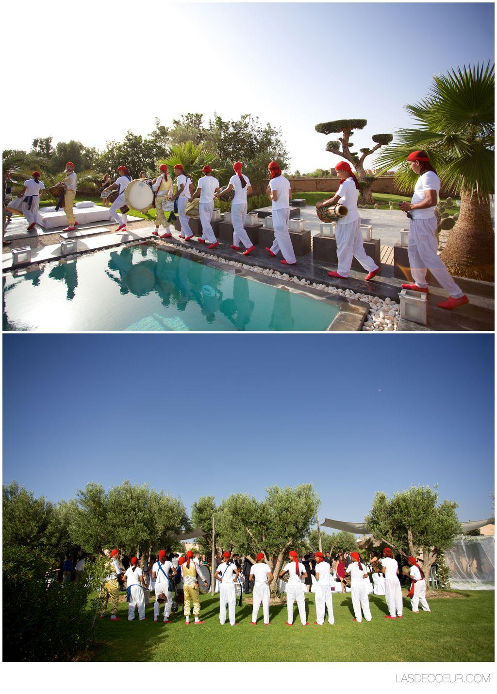 Watch Married in Marrakech: Jane Lerman Shane Fonners Desert Wedding video