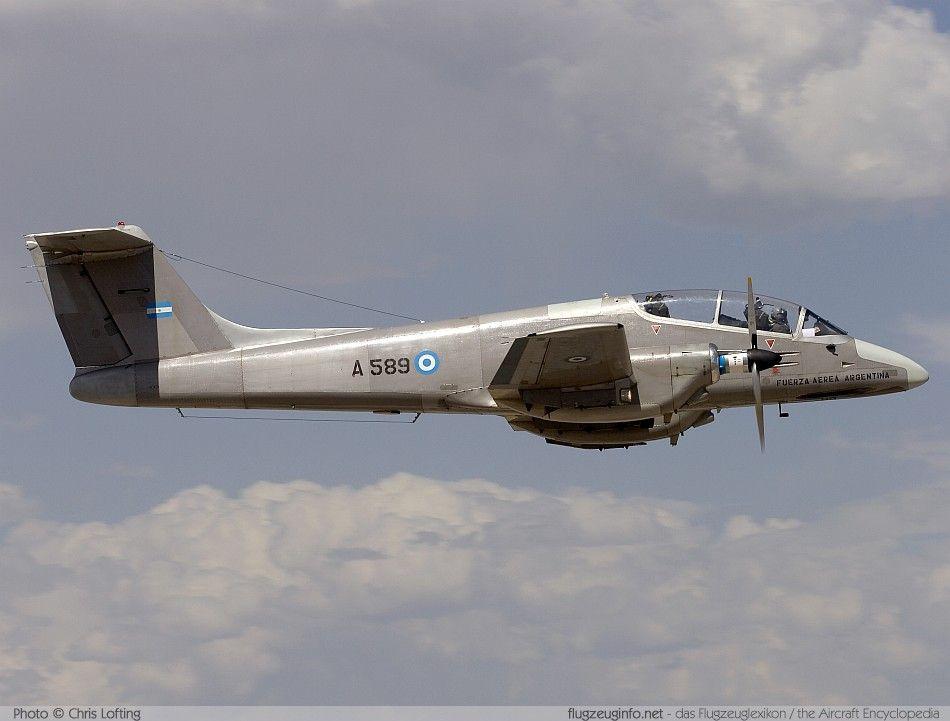 FMA IA 58 Pucará Fuerza Aérea Argentina (Argentine Air