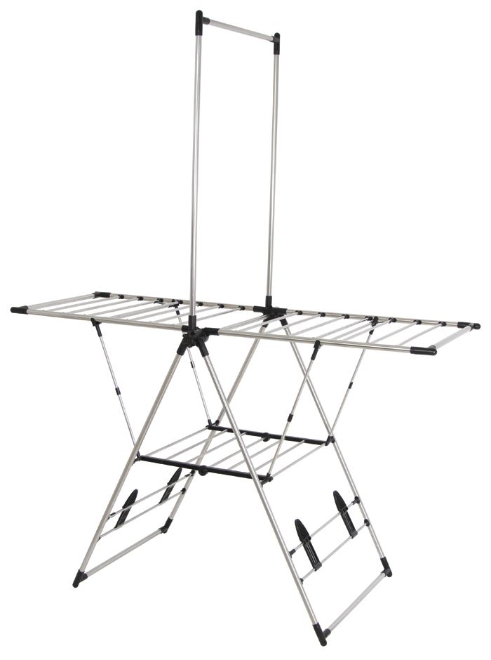 Clothes Drying Rack Costco Custom Costco Clothes Drying Rack$20 Sturdy & Fits So Much  La Mia Design Inspiration
