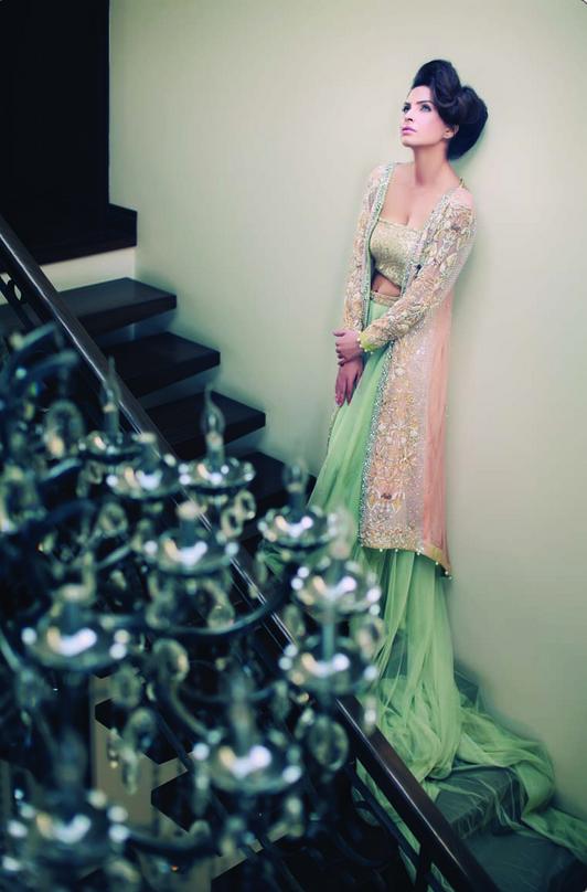 Outfit by Ayesha-Somaya Bridals