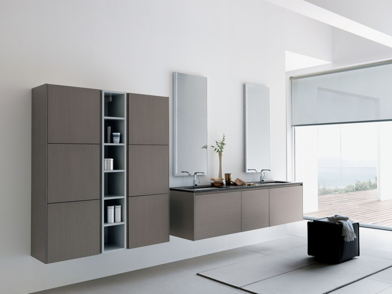 Pedini Modern Bathroom Design Muebles De Bano Banos Muebles