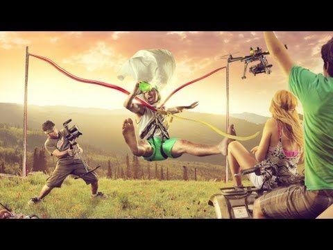 Extreme Outdoor Fun: The Human Slingshot Tour - http://sunnyscope.com/extreme-outdoor-fun-human-slingshot-tour/