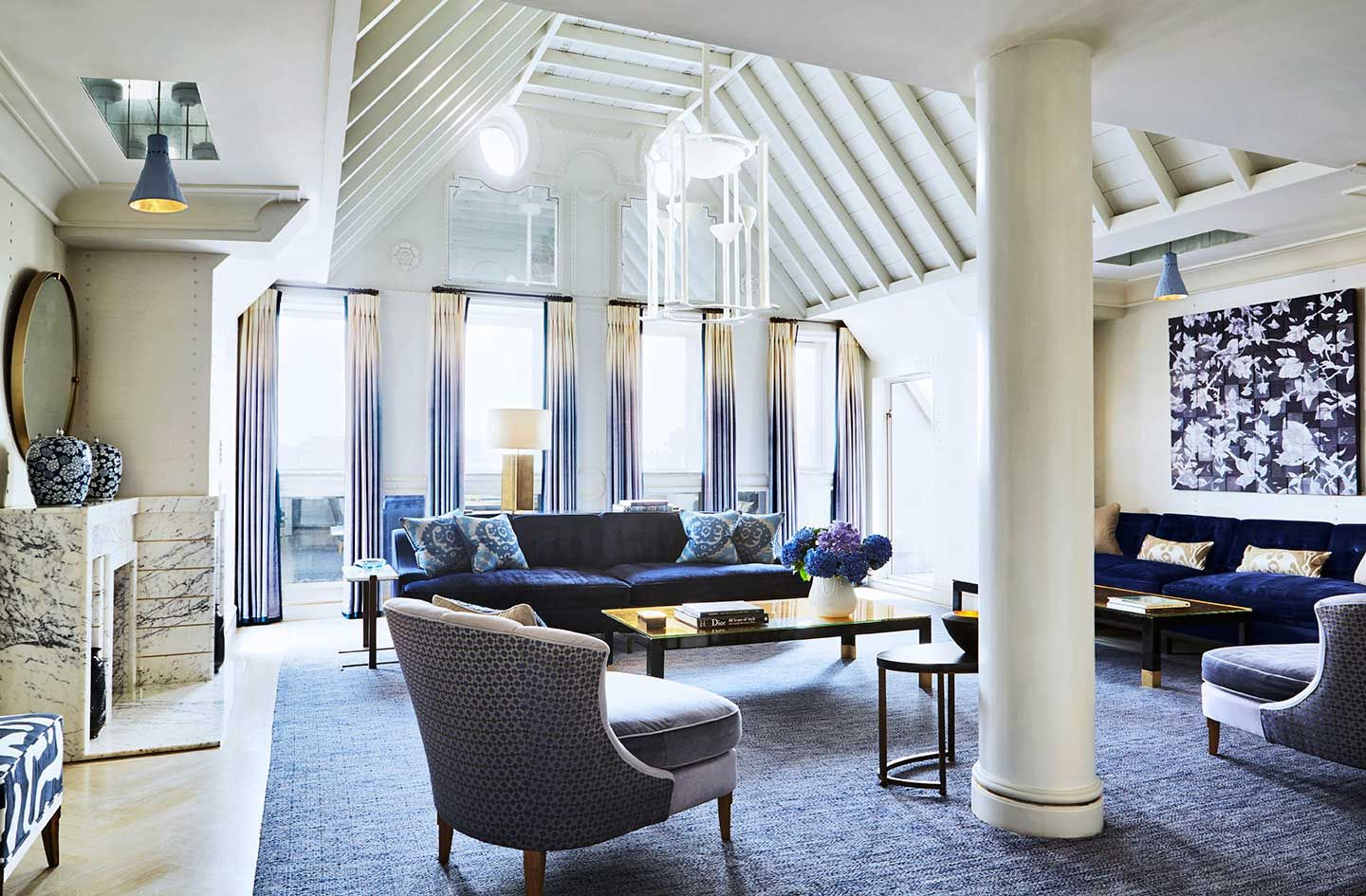 The Apartment at The Connaught in London Hotel suites
