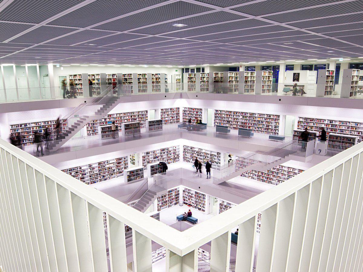 Deze 20 prachtige bibliotheken moet je gezien hebben   Books