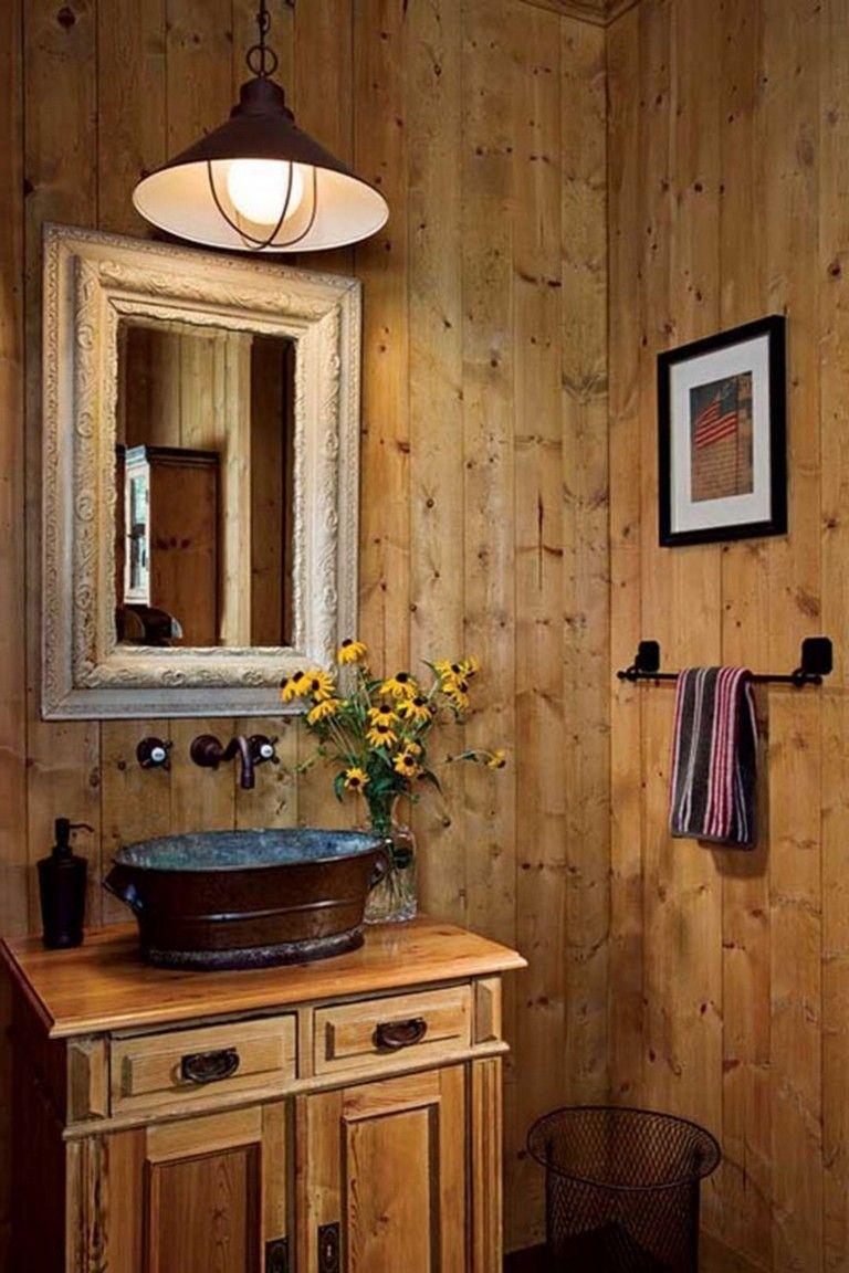 best 27 amazing small rustic bathroom decorating ideas on on amazing small bathroom designs and ideas id=60330