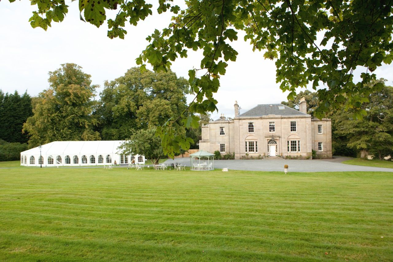 Glencorse House Is An Extraordinary Wedding Venue Offered On A Completely Exclusive Basis