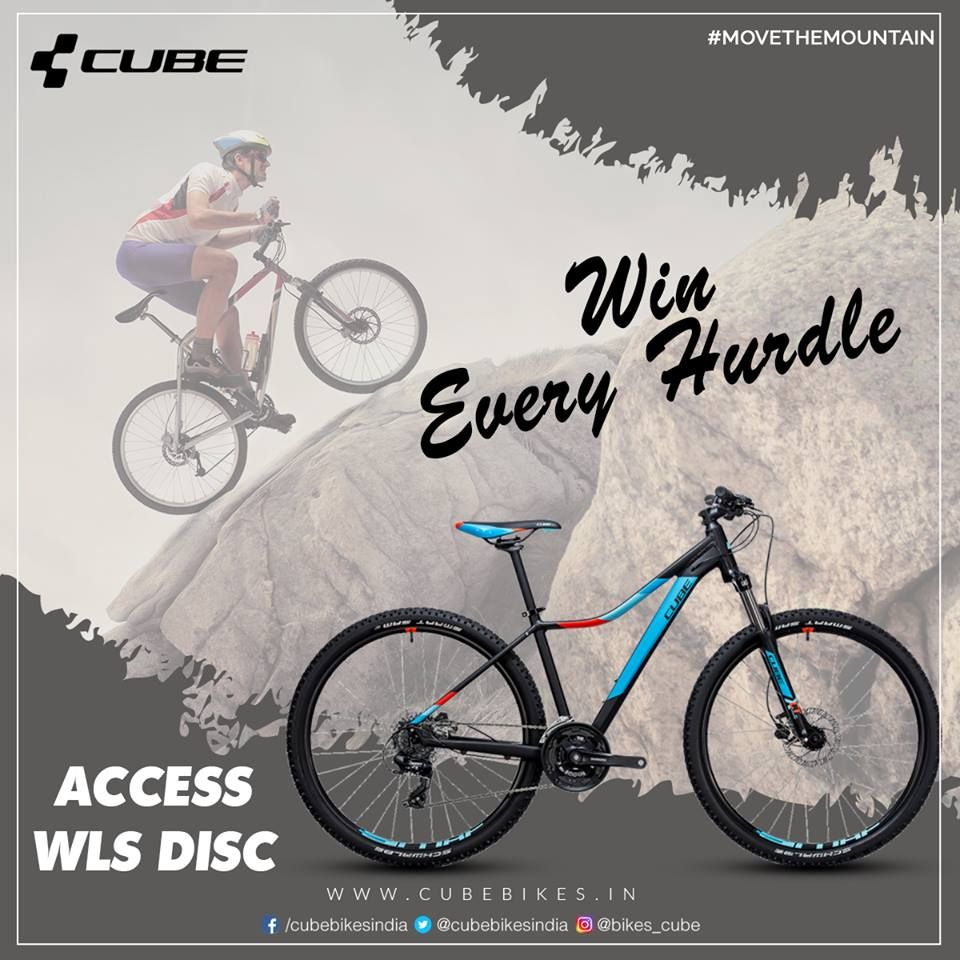 Cube Is The Leading Manufacturers Of Some Of The Best Ladies Bikes