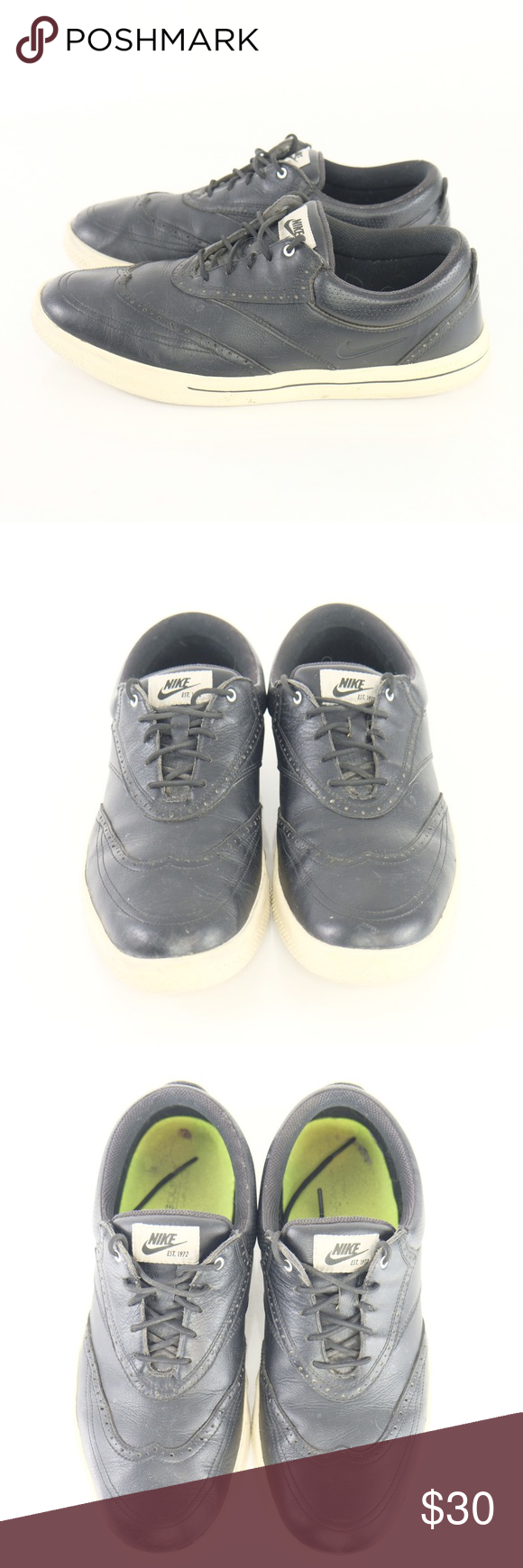 premium selection 47ff9 8b35f Nike Men s Size 11 Black Lunar Swingtip Golf Shoes Good shape with normal  golf wear. Look to be a bit of a wider cut. Nike Shoes Athletic Shoes