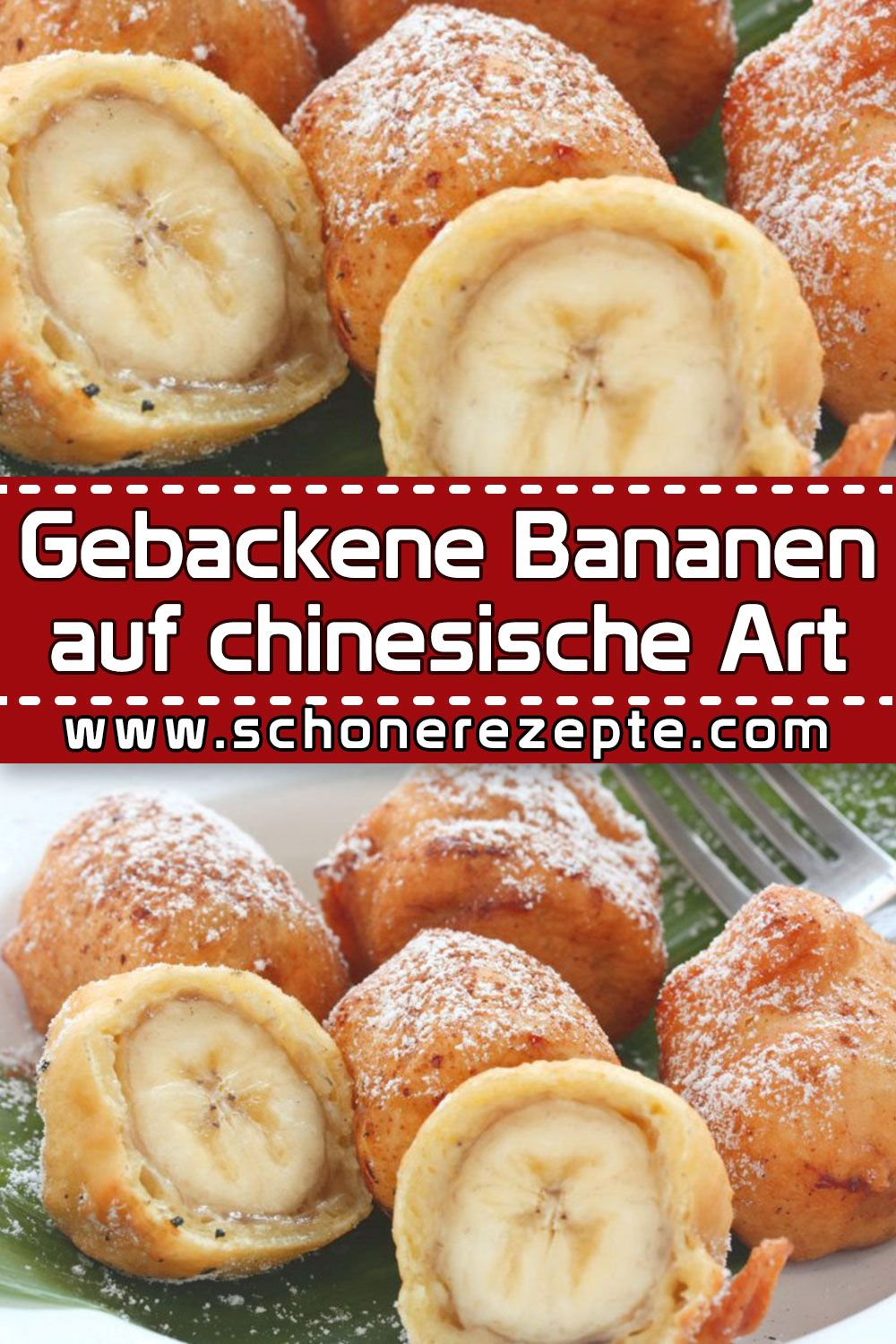 Photo of Baked chinese style bananas recipe – in simple recipe for a delicious …