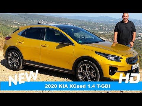 3 2020 Kia Xceed 1 4 T Gdi 7 Dct Full Review Better Suv Than Toyota Ch R Youtube Kia Kia Ceed Suv