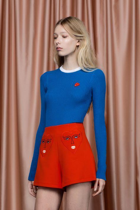 Pin by FengXianWei on 5   Vivetta, Fashion, Women