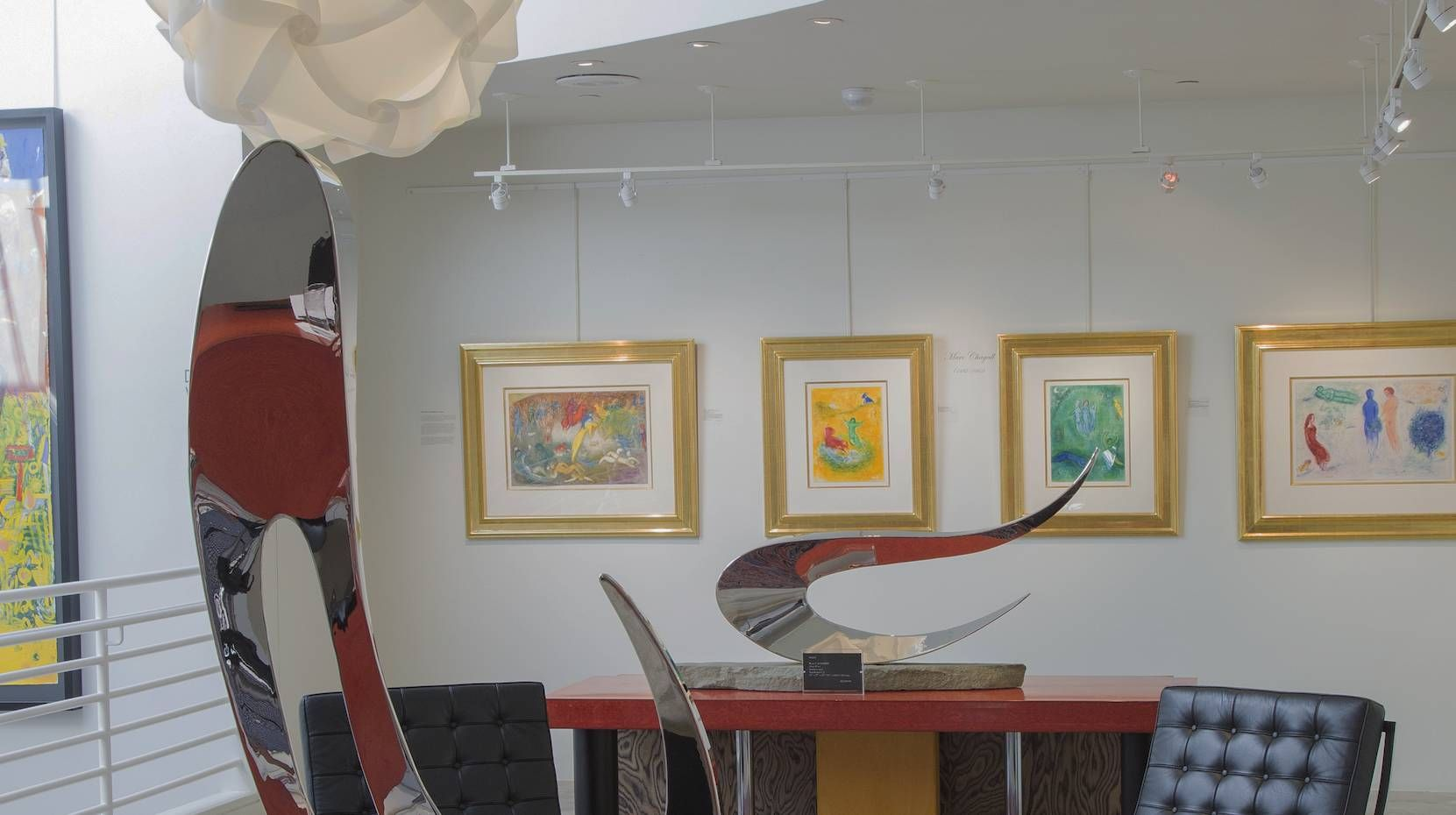 Galerie michael is one of the most highly regarded fine art galleries in the world