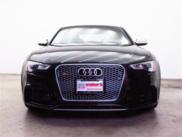 2013 Audi RS5 Quattro AWD Quattro 2dr Coupe Coupe 2 Doors Panther Black  Crystal For Sale