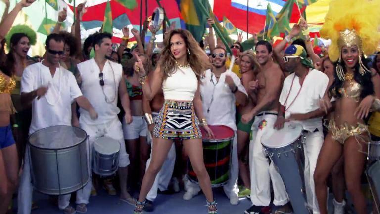 Премьера клипа Pitbull feat. Jennifer Lopez & Claudia Leitte - We Are One (Ole Ola)