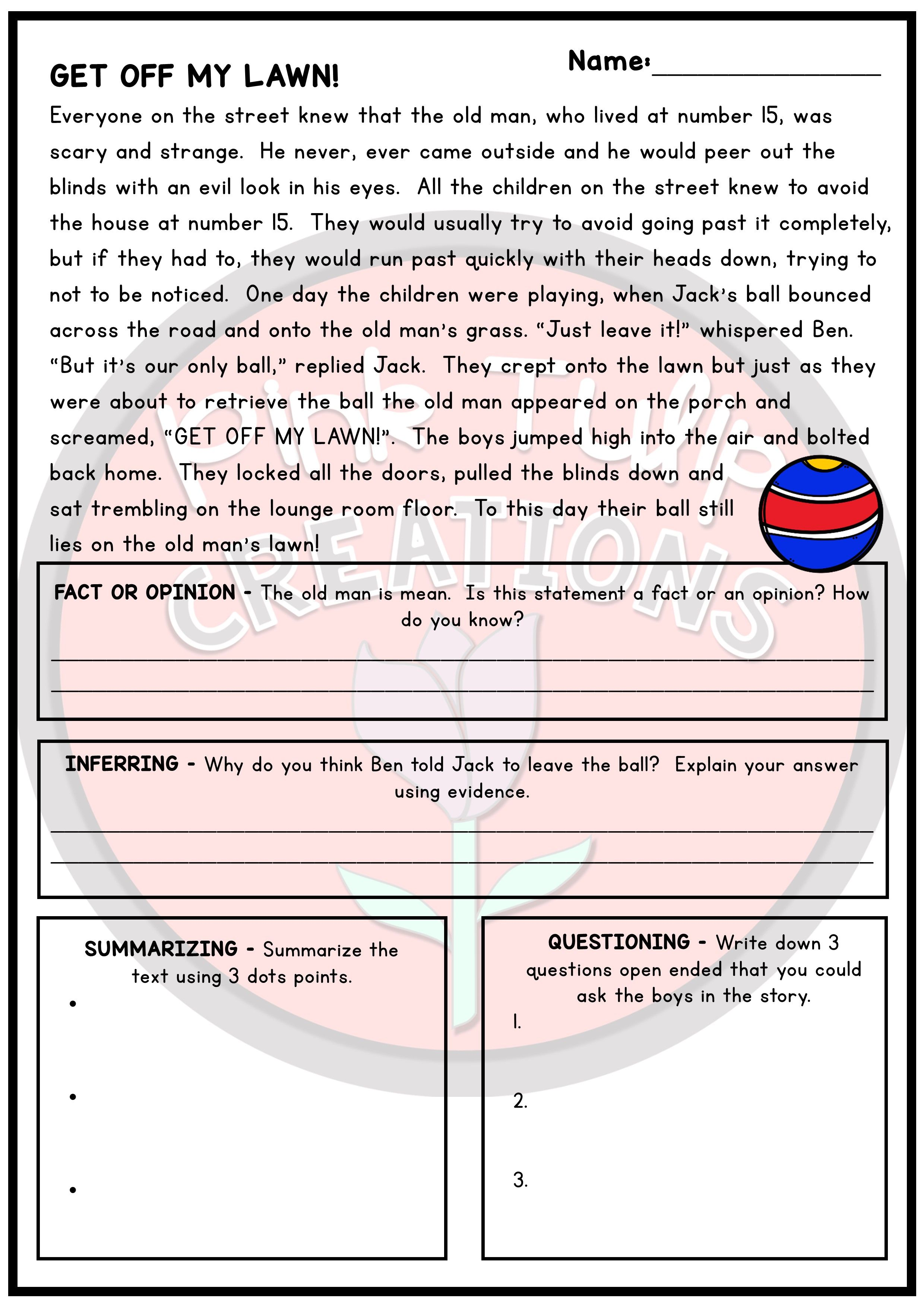30 Engaging Reading Passages With A Range Of Reading Strategies And Questi Reading Comprehension Worksheets Reading Comprehension Strategies Reading Strategies [ 3508 x 2480 Pixel ]
