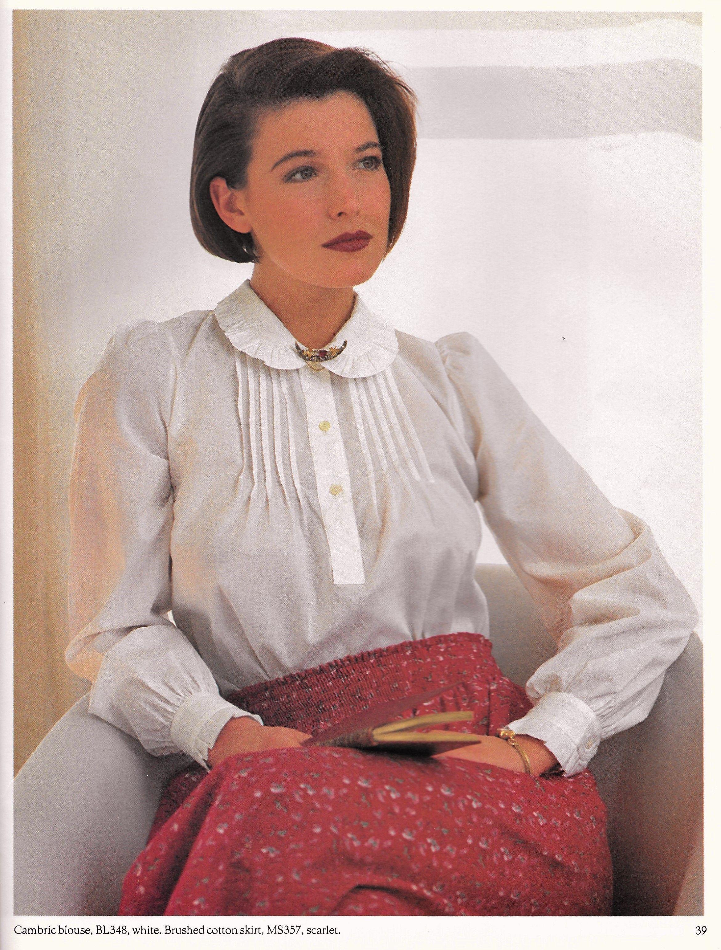 autumn winter laura ashley 1984 catalog so pretty i. Black Bedroom Furniture Sets. Home Design Ideas