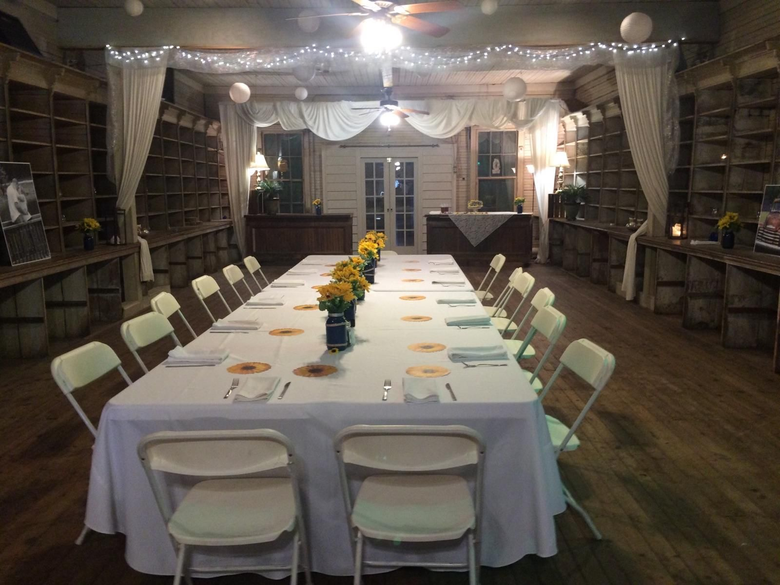 The Cooper House offers the perfect venue for your #BridalShower # MyrtleBeach