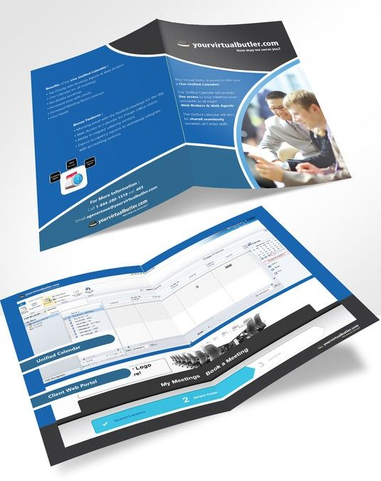 New Product Launch Advertisement Brochure (PDF) by Lanching - advertisement brochure