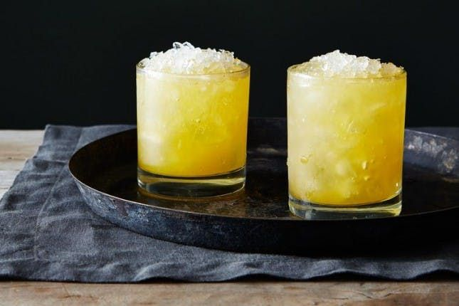 10 Cocktails To Shake Up At Your Thanksgiving Celebration Ginger