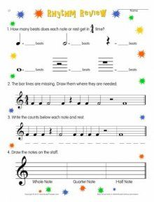 Printables Worksheets For Elementary Students 1000 images about music ed worksheets on pinterest elementary assessment and piano