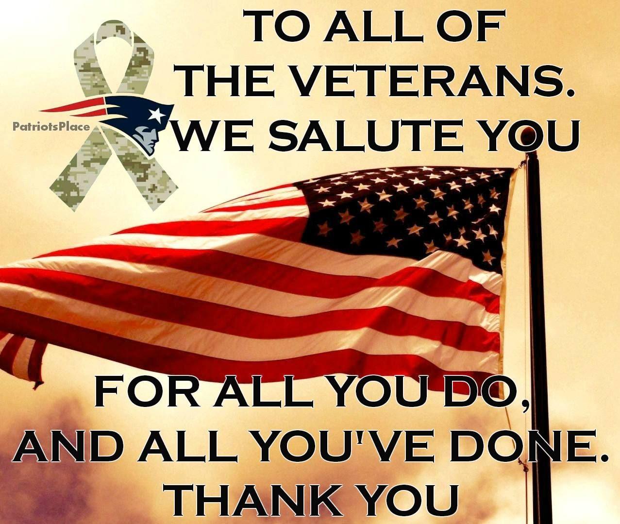 Nep Honor Veterans