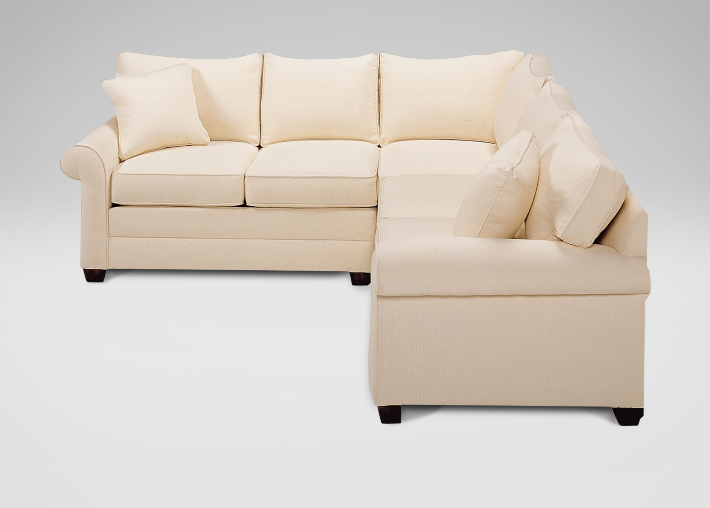 Ethan Allen Bennett Sectional Sofa