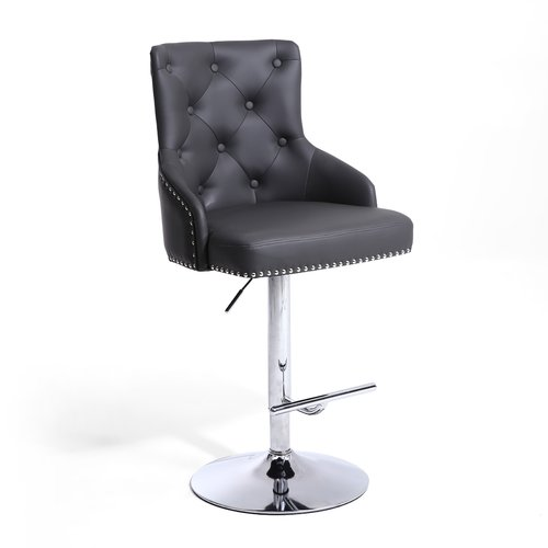 Fairmont Park Newmarket Height Adjustable Swivel Bar Stool Products In 2019 Adjustable Bar Stools Swivel Bar Stools Bar Stools