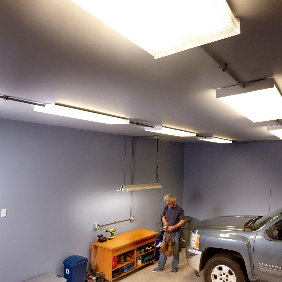 how to wire a finished garage garage storage garage organization finished garage future [ 1200 x 1200 Pixel ]