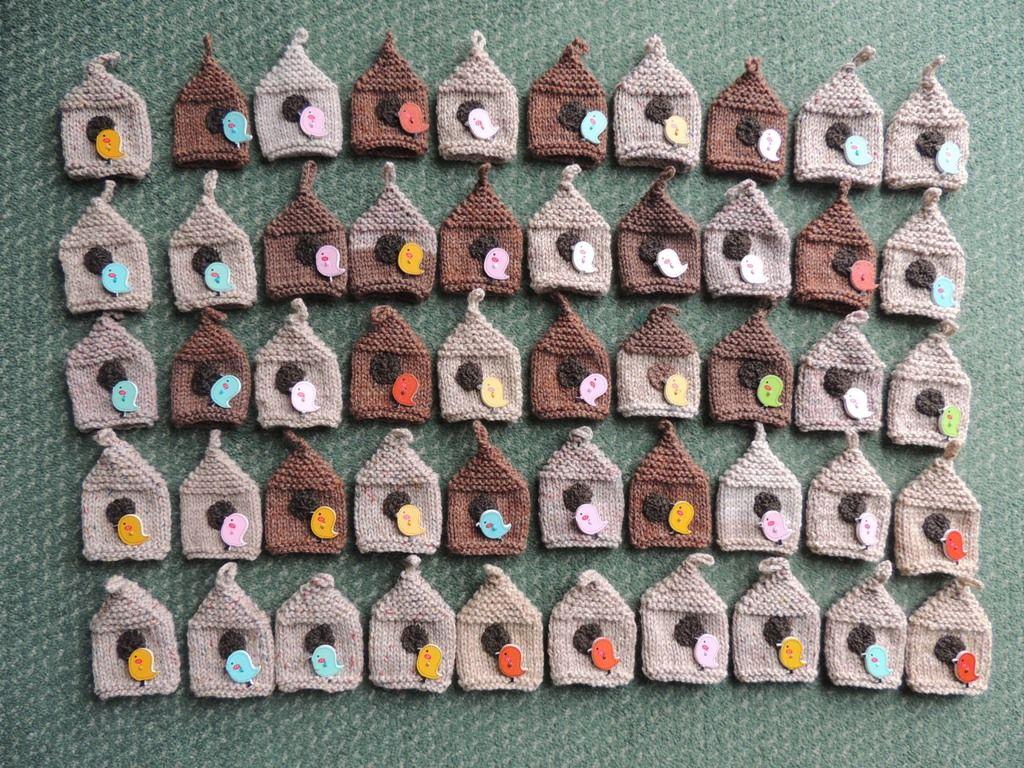 Innocent Smoothies Big Knit Hat Patterns Button Hats Bird ...