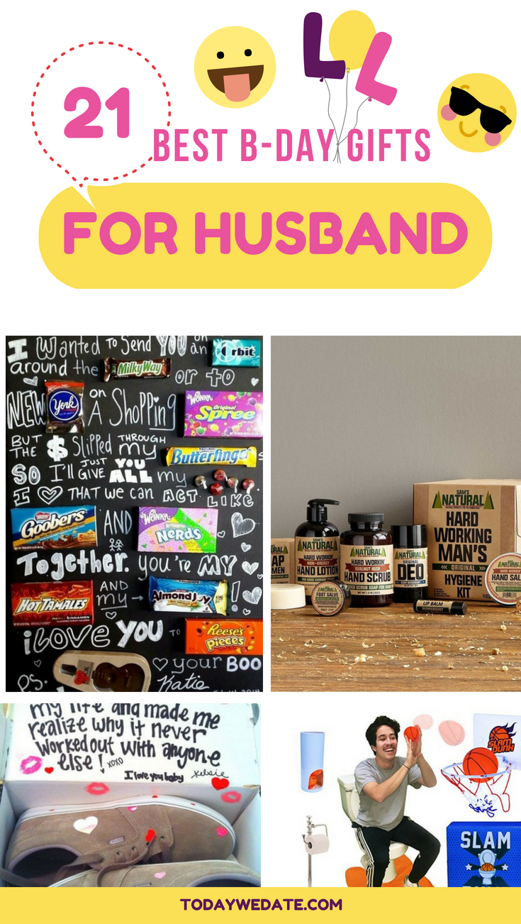 21 Thoughtful And Outside Of The Box Birthday Gift Ideas For Your Hubby That Has Everything