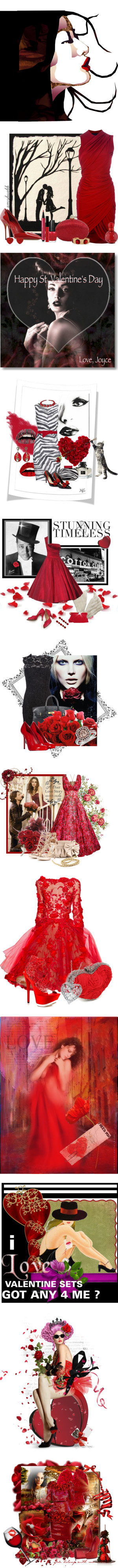 """""""Sophisticated Valentines (2013)"""" by kateolive on Polyvore"""