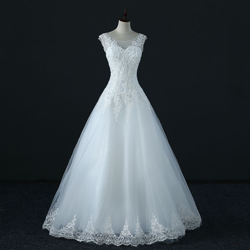 Cheap beaded wedding dress, Buy Quality wedding dress directly from ...