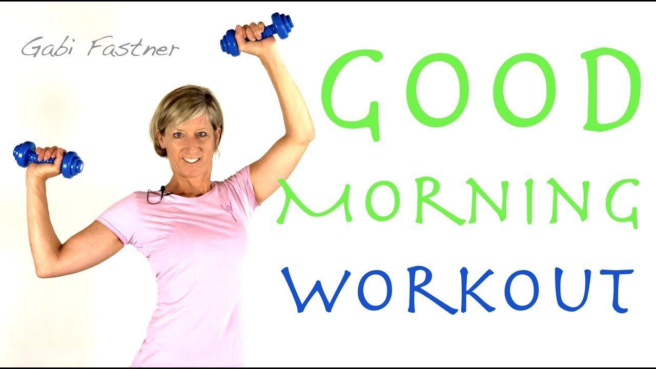 15 Min Morgen Sport Mit Hanteln Homefit Gutenmorgen