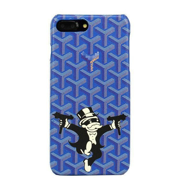 detailed look 1e84e 9b163 Goyard x Hustler Monopoly Case – Tomoris | Hyped Iphone Cases in ...